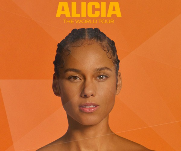 Alicia Keys - Friday 12...