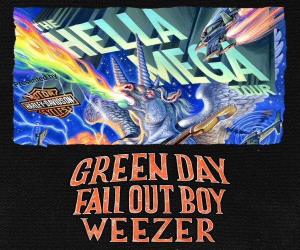 Green Day / Fall Out Boy /...