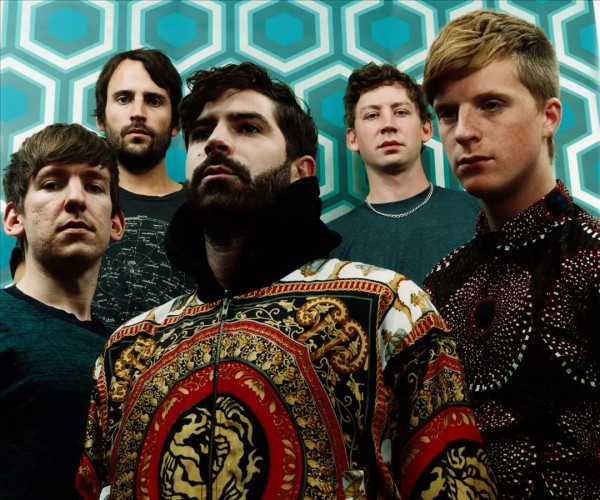 Foals - Tuesday 14 April...