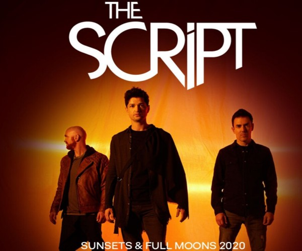 The Script - Wednesday 17...