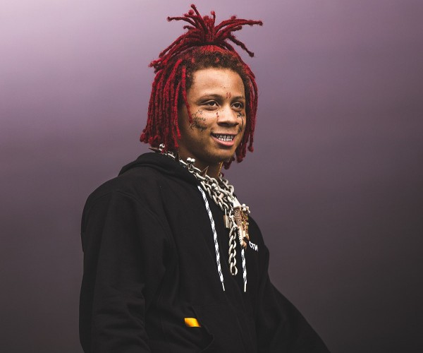 Trippie Redd - Monday 31...