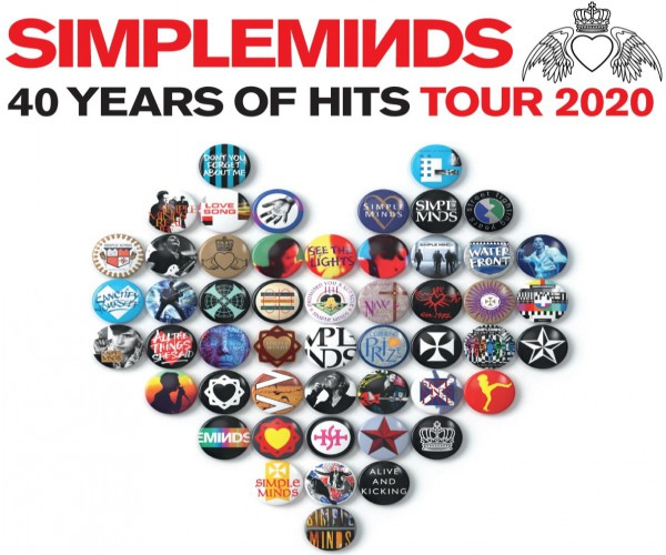 Simple Minds - Friday 5...