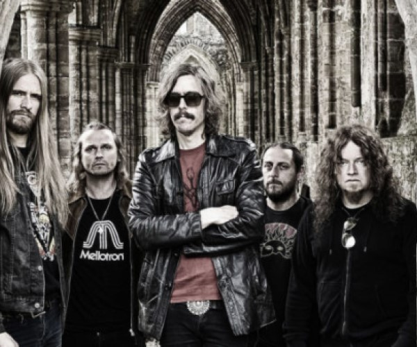 Opeth - Tuesday 19 October...
