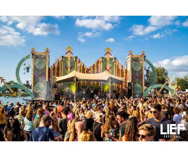 Lief Festival - Zaterdag 4...